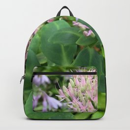 Flowers A Buzz Backpack