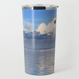 On The Wings Of The Wind Travel Mug