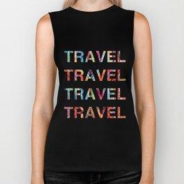 Travel Biker Tank