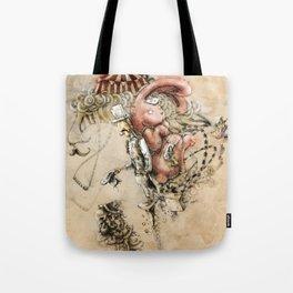 Magician's pal Tote Bag
