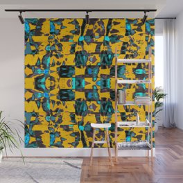 Abstract BB DW Wall Mural