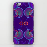 bubbles iPhone & iPod Skins featuring Bubbles by ARTDROID