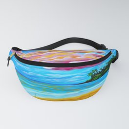 Pāʻia Bay Sunrise Fanny Pack