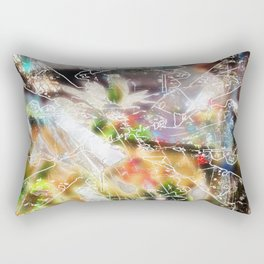 Telemetry Rectangular Pillow