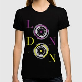 London is always on T-shirt