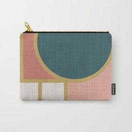 Maximalist Geometric 05 Carry-All Pouch