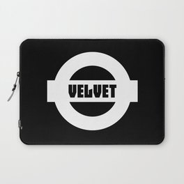 Velvet Laptop Sleeve