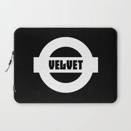 Velvet Laptop Sleeve