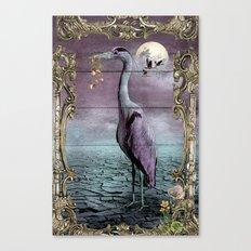 Gate Keeper Canvas Print