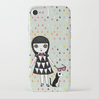 eames iPhone & iPod Cases featuring She loves her eames.  by Butterpop Shop