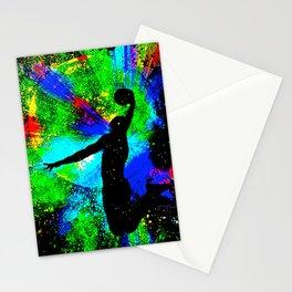Slam Dunk Stationery Cards