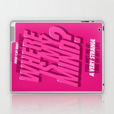 Where Is My Mind? Laptop & iPad Skin