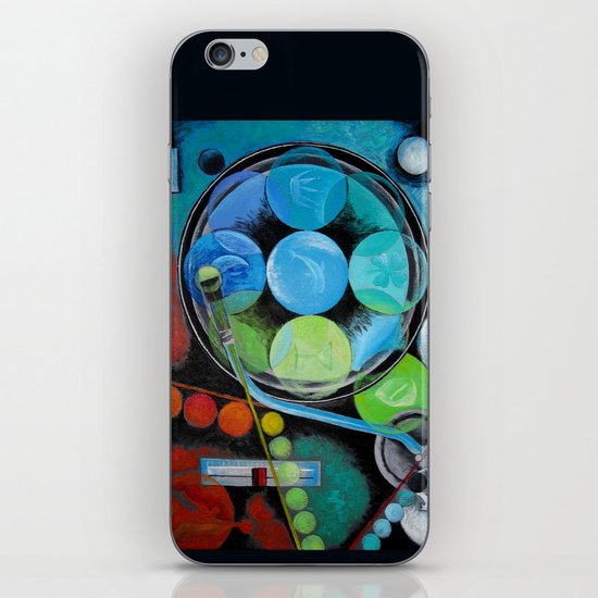 House Music  iPhone & iPod Skin
