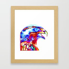 Northern Goshawk Framed Art Print