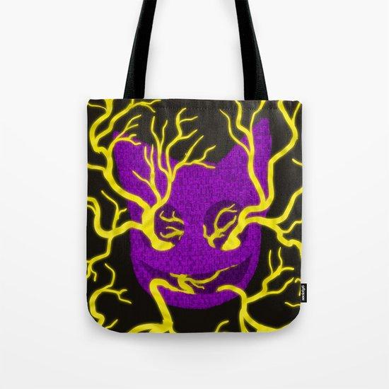 GhostKat Tree Eyes Tote Bag
