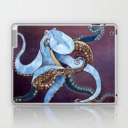 Metallic Octopus III Laptop & iPad Skin
