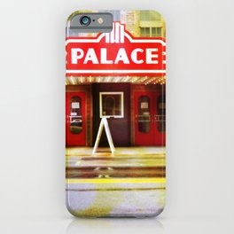 The Palace Theater iPhone Case