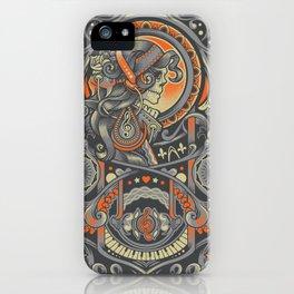 Mysctical Interlude iPhone Case