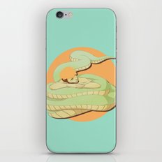 Naga Boy iPhone Skin