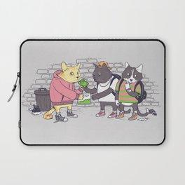 Meowy Wowy Laptop Sleeve