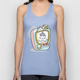 Bunny Pickers Unisex Tank Top