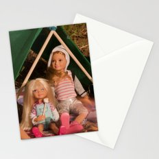 Camping Trip Stationery Cards