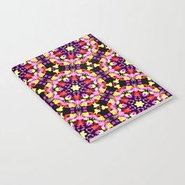 Tiny Floral Pattern Notebook