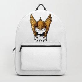Whoa Viking Scary Backpack