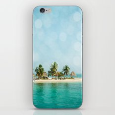 Rendezvous Caye iPhone Skin