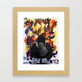 The Issue Framed Art Print