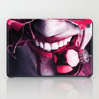 gift card iPad Cases featuring Gift by Imustbedead