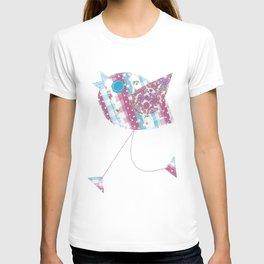Rushing Bird T-shirt