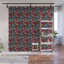 Tribal And Ethnic Ornament Wall Mural