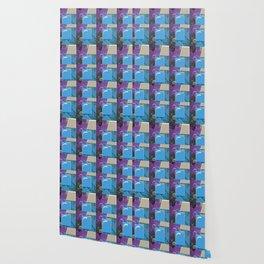Tiled Pop Art Modern Designer Original Wallpaper