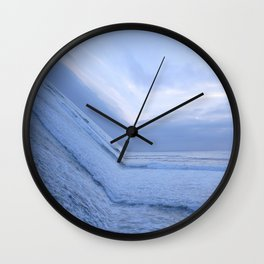 Surf's Up Sunset Point Wall Clock