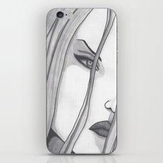 Poison Ivy (Dr. Isley) iPhone & iPod Skin