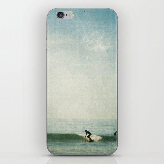 surf days iPhone & iPod Skin
