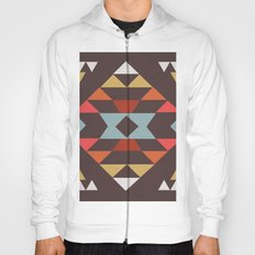 American Native Pattern No. 44 Hoody