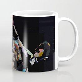 Ja Morant Neon Basketball sports player Coffee Mug