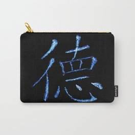 Chinese 'Virtue' Lightning Pait Carry-All Pouch