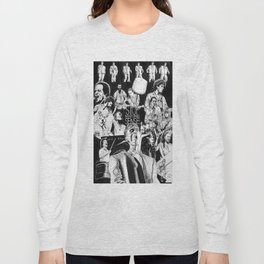 Stop Making Sense Retro Style Movie Poster Long Sleeve T-shirt