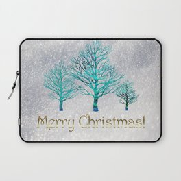 The Day of Christmas Laptop Sleeve