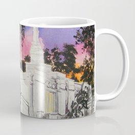 Melbourne Australia LDS Temple Coffee Mug