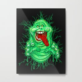 100% Ectoplasm Metal Print