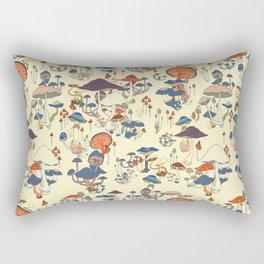 Gathering Rectangular Pillow