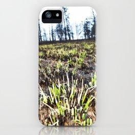 Rebirth iPhone Case
