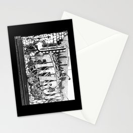 Nightcat Stationery Cards
