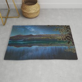Reservoir of Time in Mountains of Memory Rug