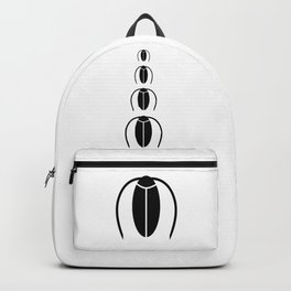 Bugs: abstract Cockroach Backpack