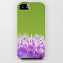 Pompoms iPhone Case